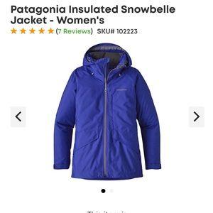 Patagonia Snowbelle Womens Jacket
